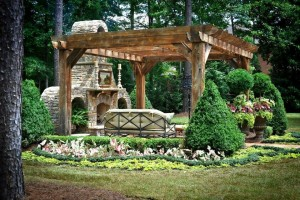 Outdoor Living, Patios, Fireplaces in Macon