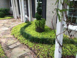 landscape planters in macon, ga